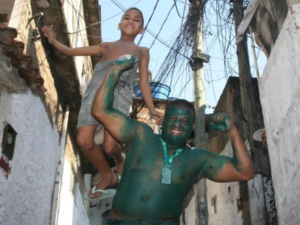 69 Real Life Incredible Hulk (11 photos)