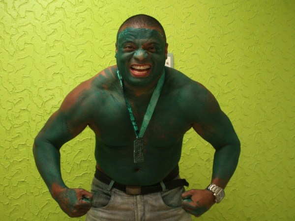 88 Real Life Incredible Hulk (11 photos)