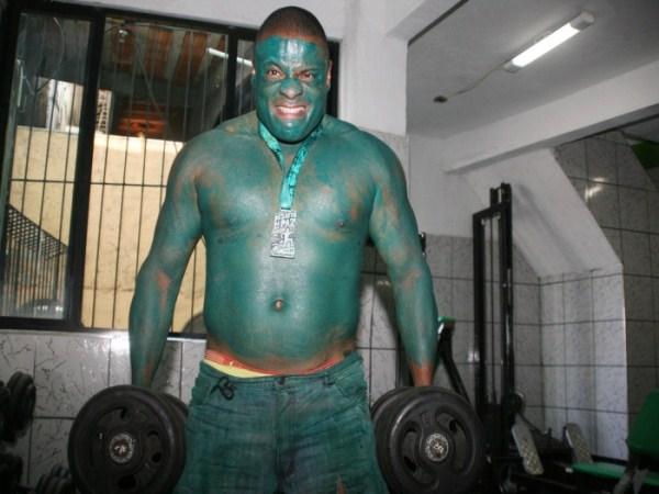 97 Real Life Incredible Hulk (11 photos)