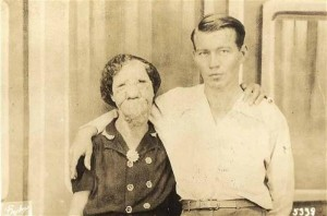 Circus Freaks of the Past (21 photos) 15