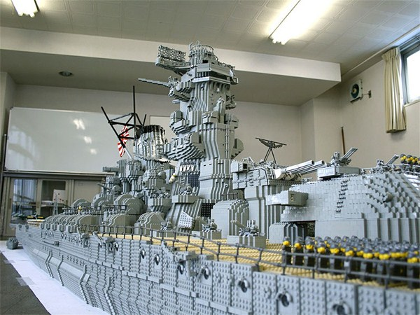 Lego Battleship (7 photos) 4