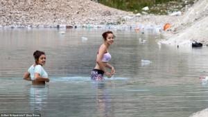 The Deadly Blue Lagoon (11 photos) 3