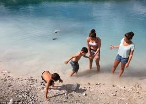 The Deadly Blue Lagoon (11 photos) 6