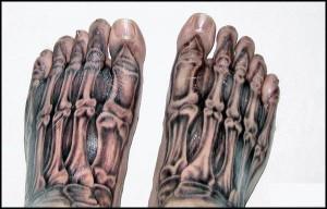 Terrifyingly Hyper-Realistic Tattoos (19 photos) 10