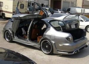 BMW with Crazy Doors (9 photos) 6
