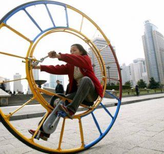 Unusual Modes of Transportation (32 photos)