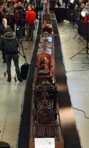 Chocolate Train (10 photos) 10