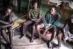Horrible Prison in South Sudan (30 photos) 10