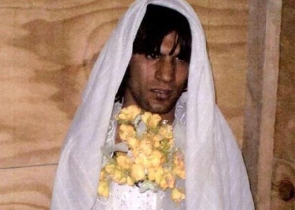 Weird Weddings (32 photos) 1