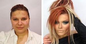 Miracles of Make-up (19 photos) 1