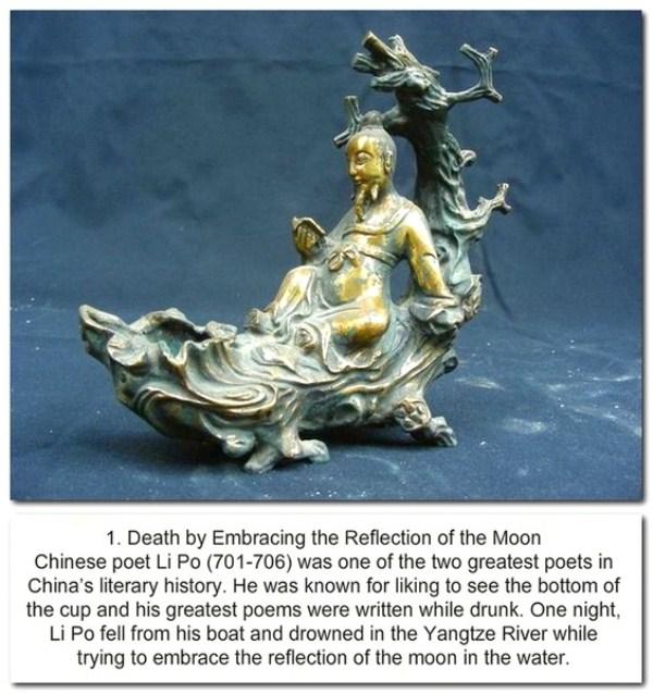 Unusual Deaths (10 photos) 1