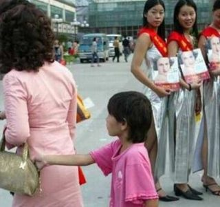 Pick-Pocketing in Asia (19 photos)