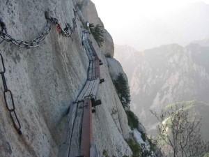 World's Most Dangerous Hiking Trail (25 photos) 11