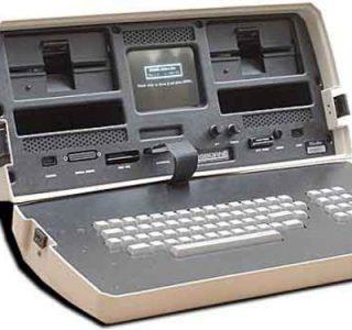 The First Laptop Computer (11 photos)