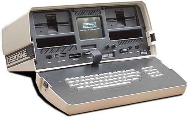 The First Laptop Computer (11 photos) 1