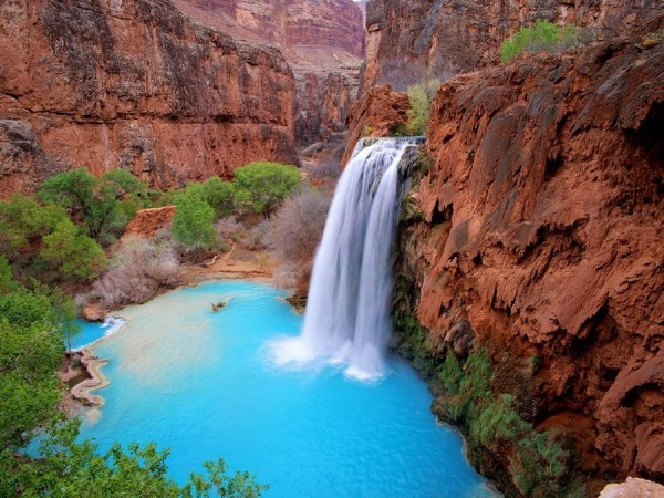 Magnificent Havasu Falls (14 photos) 1