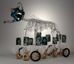 Sculptures Made Of Glass (32 photos) 11