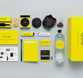 End of the World Survival Kit (9 photos)