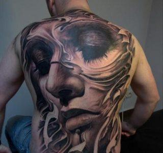 Amazing Tattoos (27 photos)