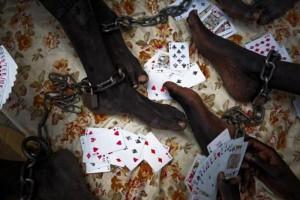 Horrible Prison in South Sudan (30 photos) 12