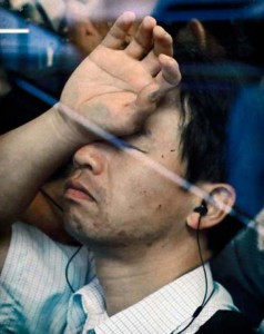 The World's Most Uncomfortable Commute (24 photos) 4