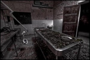 Abandoned Morgues (21 photos) 14