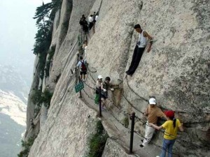 World's Most Dangerous Hiking Trail (25 photos) 16