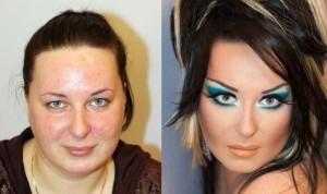 Miracles of Make-up (19 photos) 17