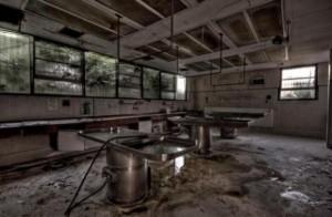 Abandoned Morgues (21 photos) 17