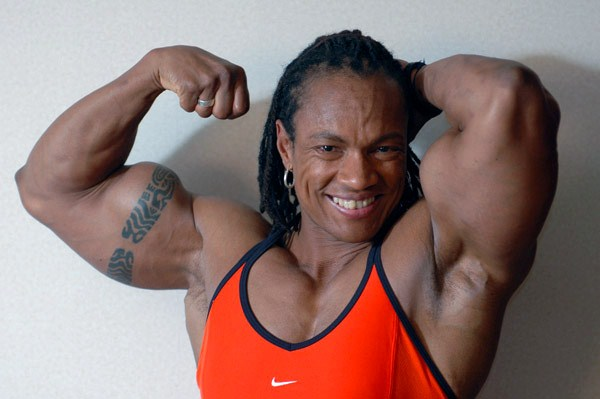 1734 The Strongest Woman In The World (22 photos)