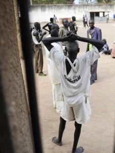 Horrible Prison in South Sudan (30 photos) 17
