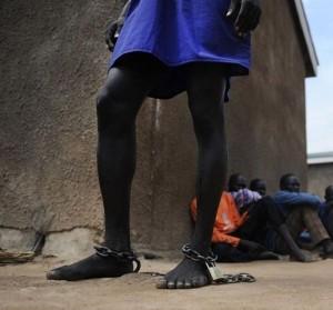 Horrible Prison in South Sudan (30 photos) 18