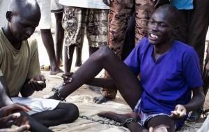 Horrible Prison in South Sudan (30 photos) 20