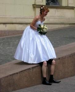 Weird Weddings (32 photos) 2