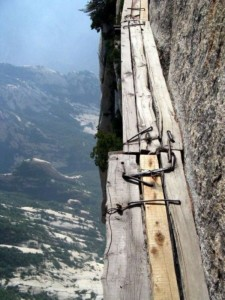 World's Most Dangerous Hiking Trail (25 photos) 2