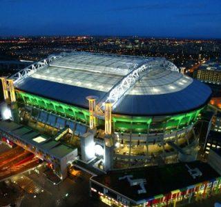 Beautiful Stadiums (32 photos)