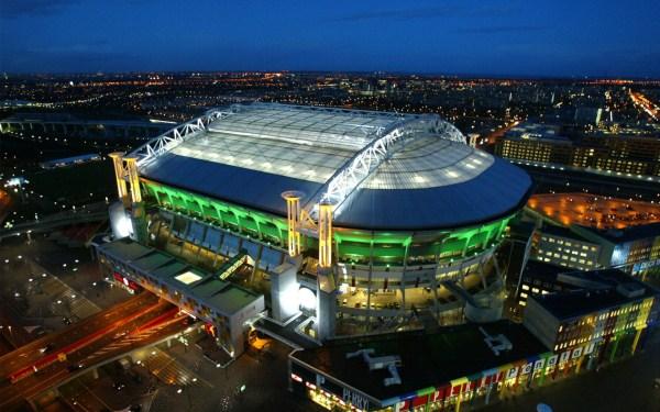 Beautiful Stadiums (32 photos) 2