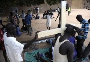 Horrible Prison in South Sudan (30 photos) 2