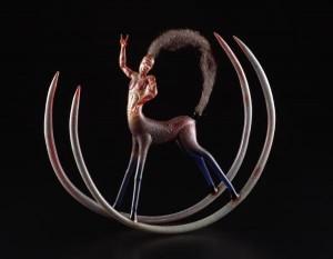 Sculptures Made Of Glass (32 photos) 22