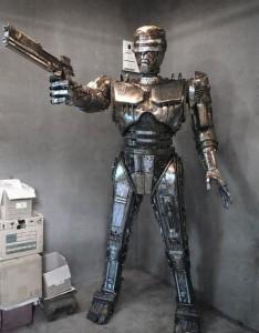 Steampunk Robocop (5 photos) 2