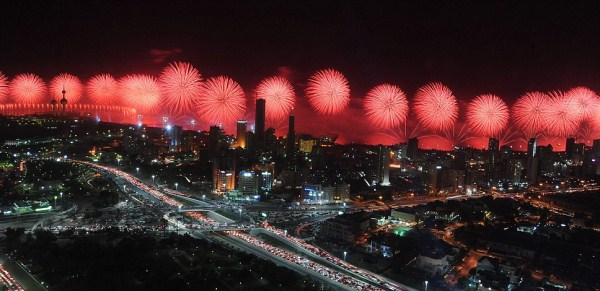 The Biggest Firework Ever (15 photos) 2