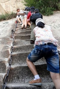 World's Most Dangerous Hiking Trail (25 photos) 24