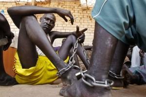 Horrible Prison in South Sudan (30 photos) 26