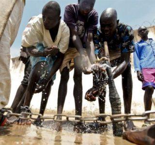 Horrible Prison in South Sudan (30 photos)