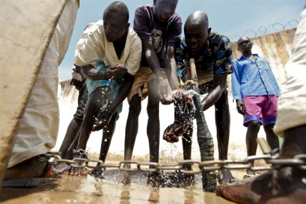 Horrible Prison in South Sudan (30 photos) 27