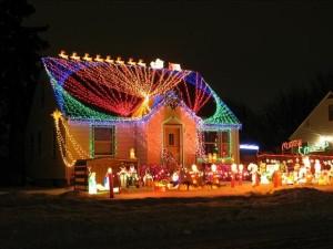 Beautiful Christmas Lights (30 photos) 28