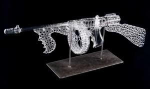 Sculptures Made Of Glass (32 photos) 29
