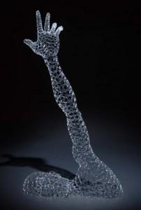 Sculptures Made Of Glass (32 photos) 3