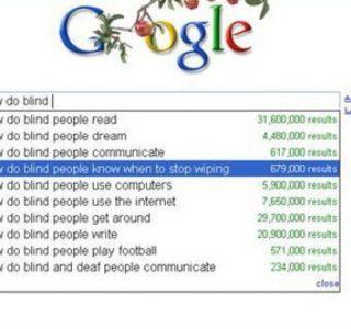 Google's Strange Suggestions (19 photos)