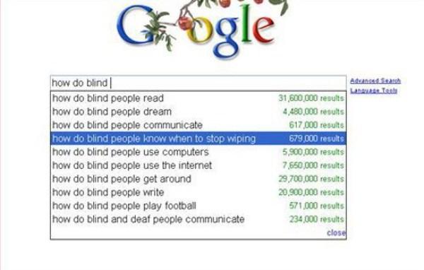 Google's Strange Suggestions (19 photos) 3